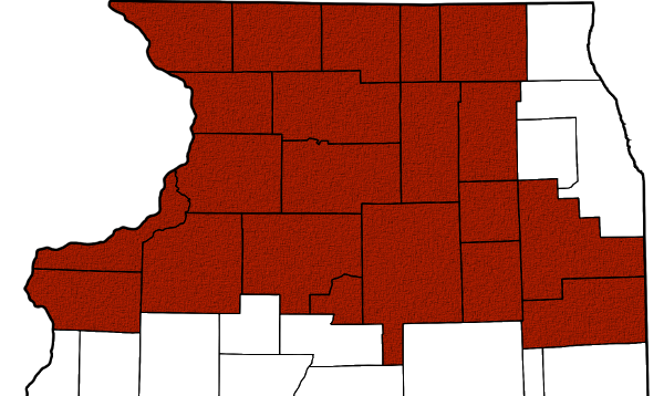 PrairieCat serves 21 counties in northern Illinois